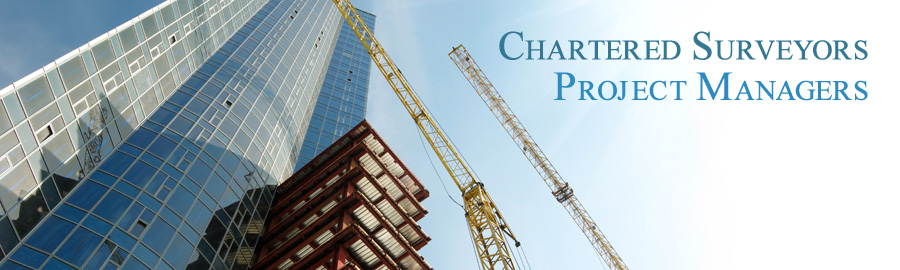 Chartered Surveyors, Project Managers